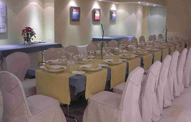 Lusso Velilla - Restaurant - 4