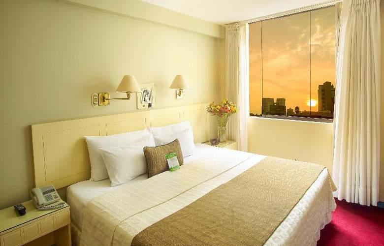 Embajadores Hotel - Room - 9