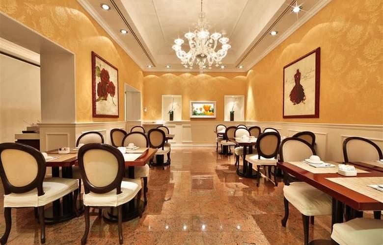 Best Western Hotel Felice Casati - Restaurant - 80