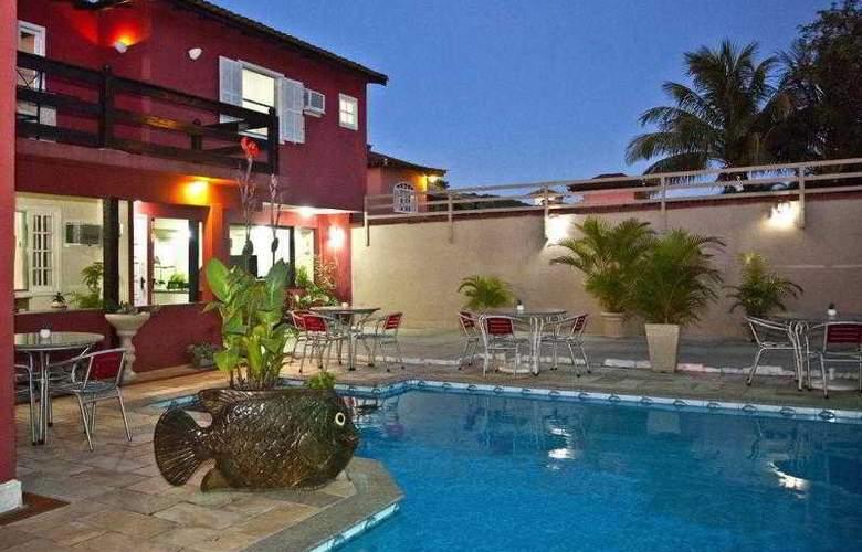 Pousada Porto Da Barra - Hotel - 3