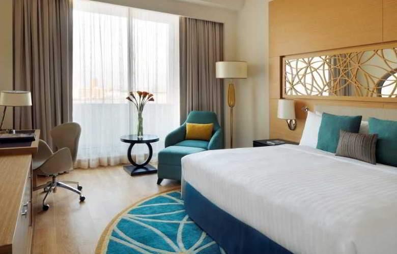 Dubai Marriott Hotel Al Jaddaf - Room - 8