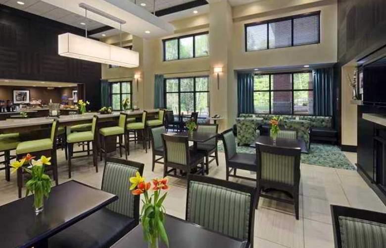 Hampton Inn & Suites Mt. - Hotel - 1