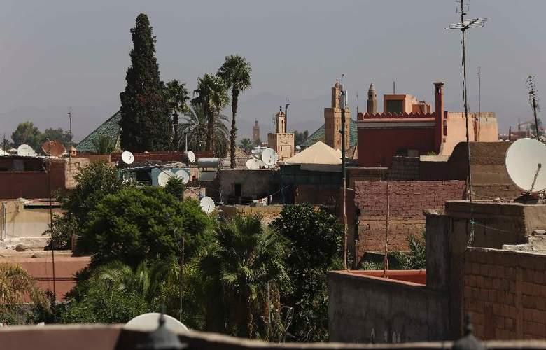 Riad Mille Et Une Nuits - Terrace - 56