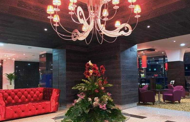 Zaporizhya Intourist - Hotel - 0