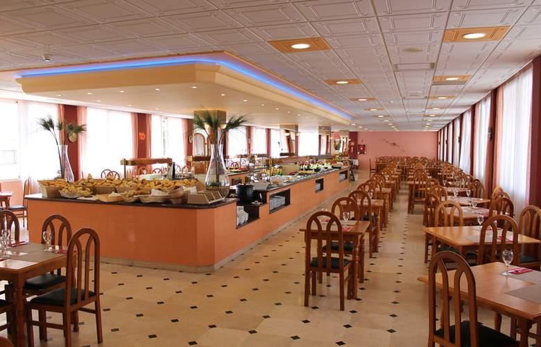 Parasol Garden - Restaurant - 6