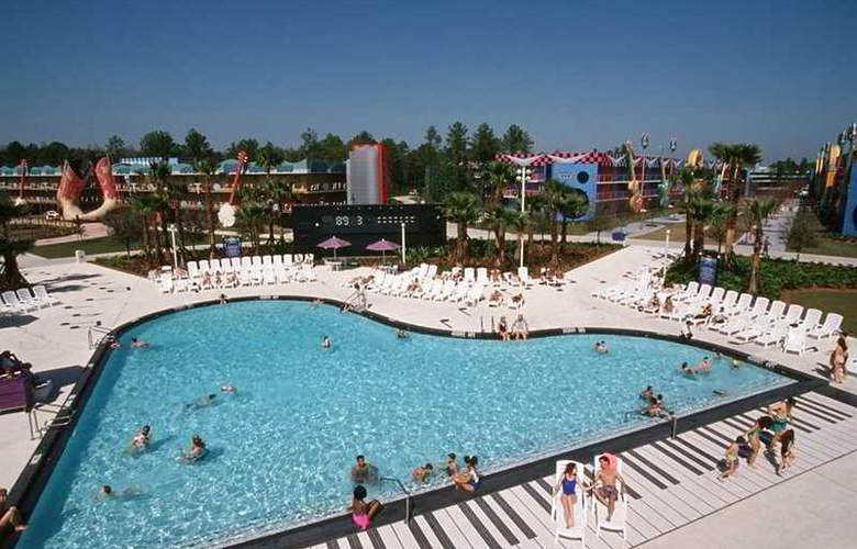 Disney's All Star Music Resort - Pool - 8