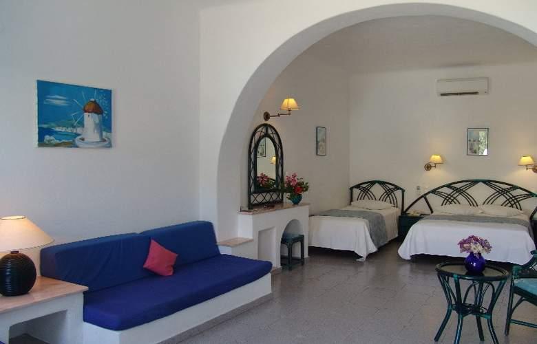Kamari Hotel Mykonos - Room - 9