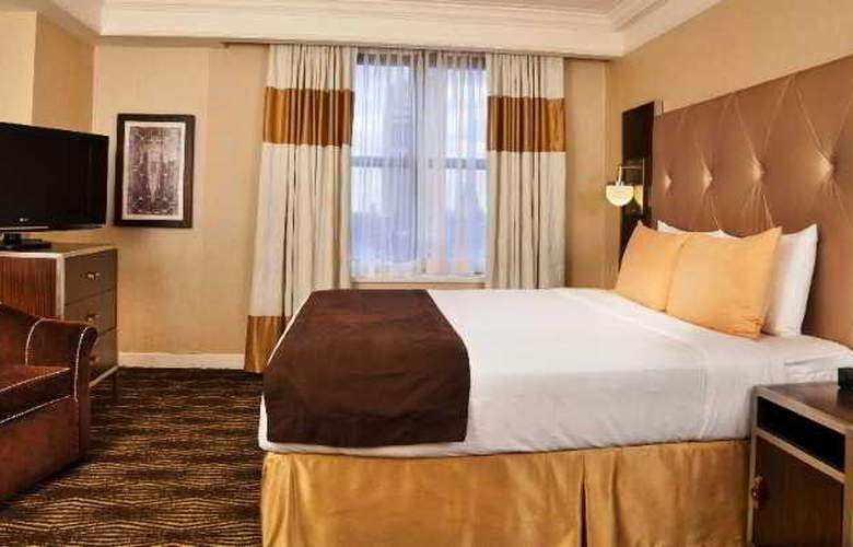 The New Yorker, A Wyndham - Room - 8
