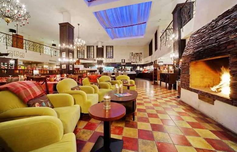 Original Sokos Olympia Garden - Restaurant - 17