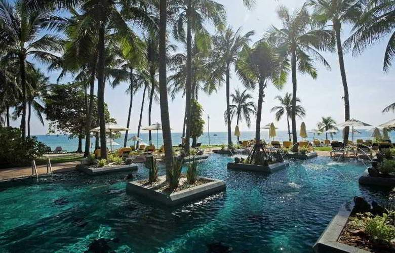 Centara Grand Beach Resort Samui - Pool - 47