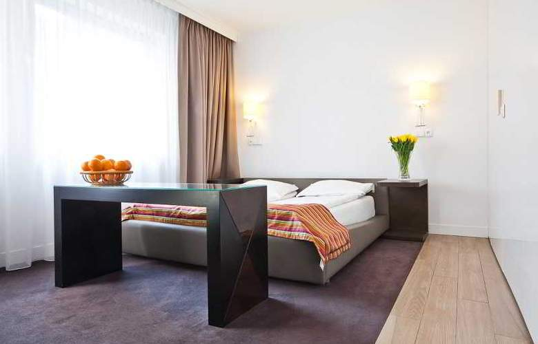 Platinum Palace Serviced Apartments Poznan - Room - 10