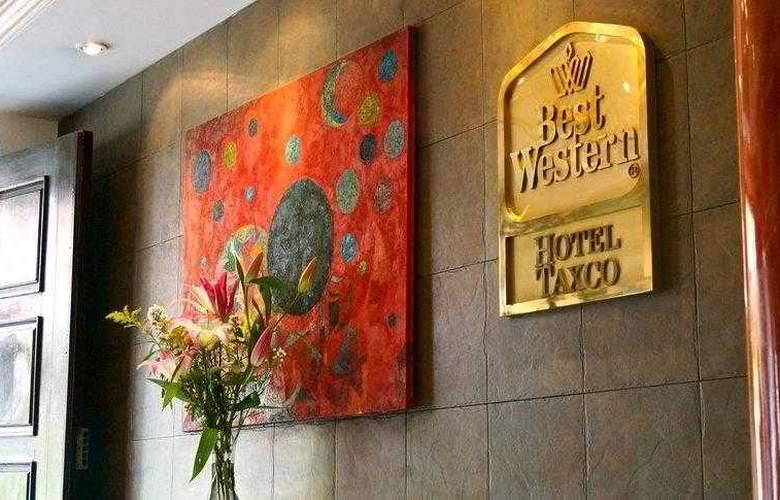 Best Western Taxco - Hotel - 13