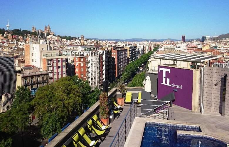Barcelona Universal - Pool - 61