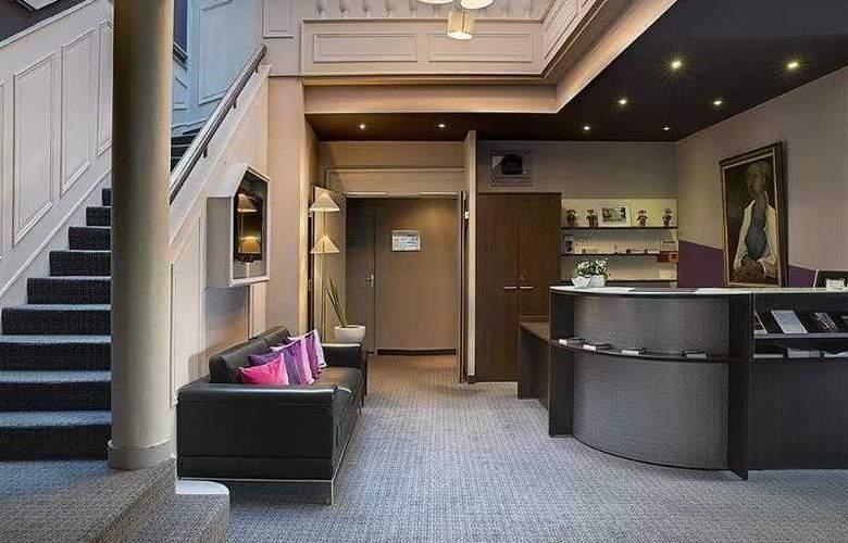 Best Western Hotel de la Breche - Hotel - 23