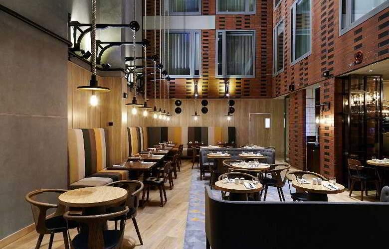 Puro Hotel Gdansk - Restaurant - 2