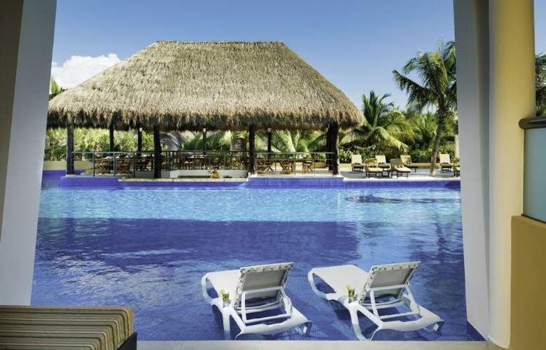El Dorado Seaside Suites Gourmet All Inclusive - Pool - 5