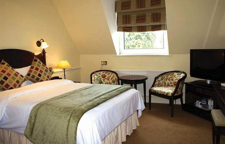 Best Western Linton Lodge Oxford - Room - 127