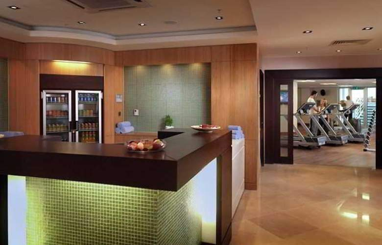 Courtyard Marriott IstaNbul Int. Airport - Sport - 6