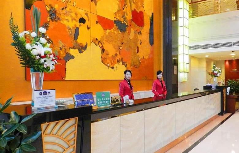 Best Western Fuzhou Fortune Hotel - General - 30