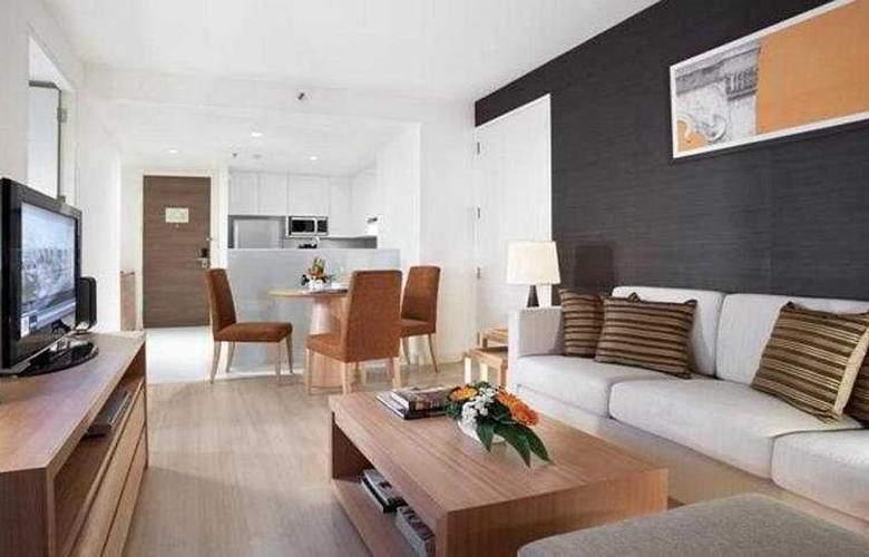 Oakwood Residence Sukhumvit 24 Bangkok - Room - 5