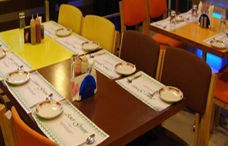 Amer Greens - Restaurant - 5