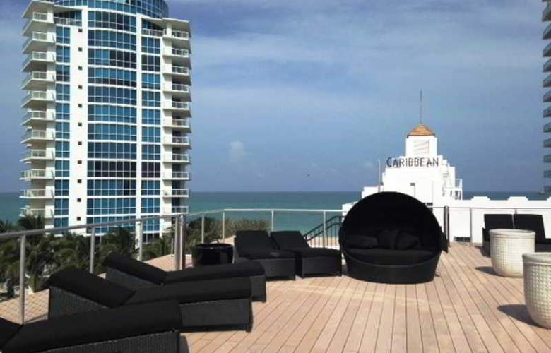 Croydon Miami Beach - Terrace - 21