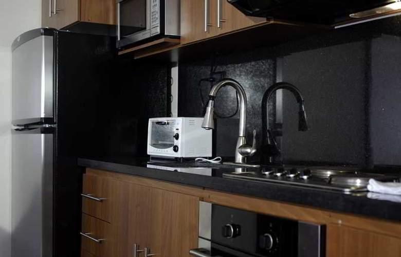 Travelers Apartamentos y Suites CondominioPlenitud - Room - 3