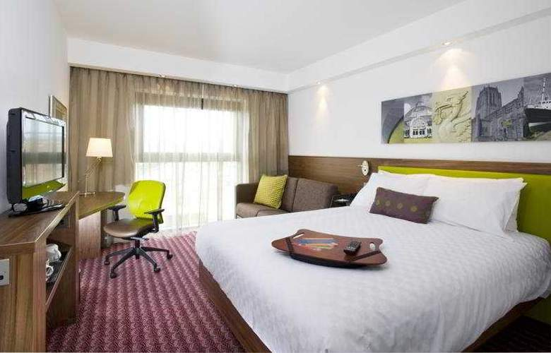 Hampton by Hilton Liverpool city centre - Room - 3