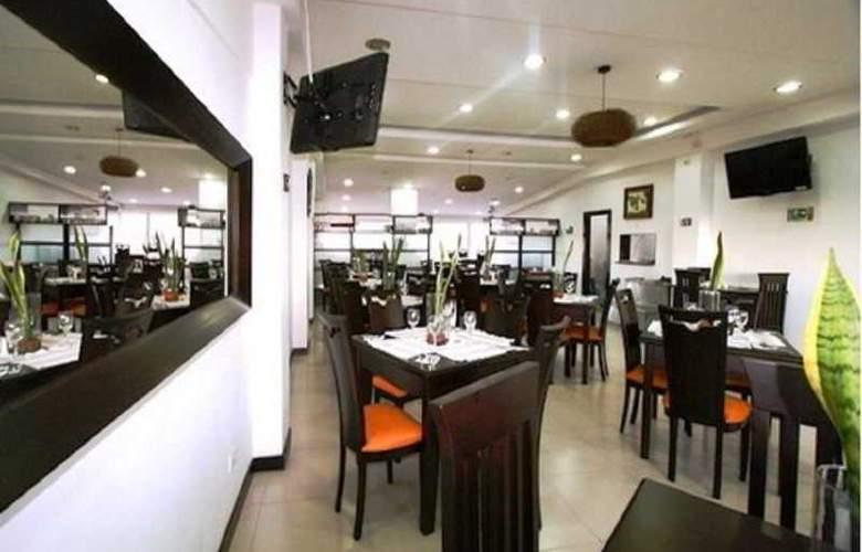 Hotel Suite Bogota Colonial - Restaurant - 2