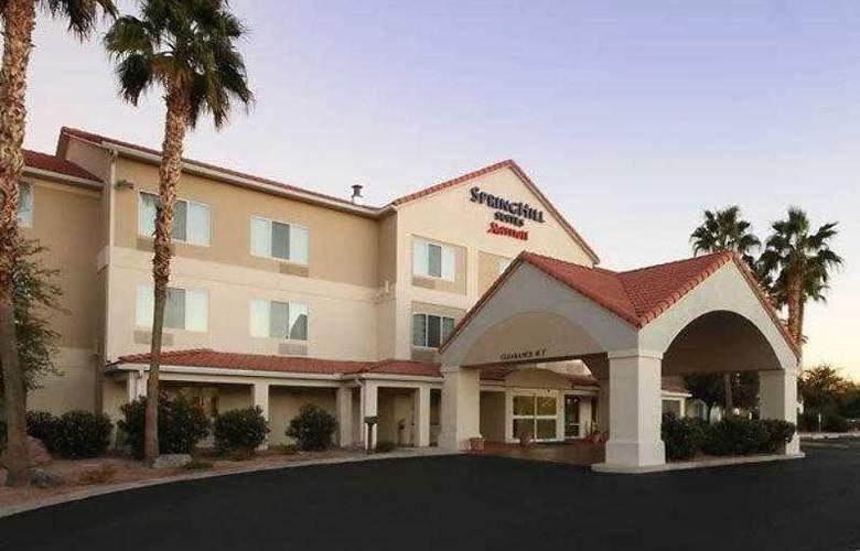 SpringHill Suites Phoenix Chandler/Fashion Center - Hotel - 1