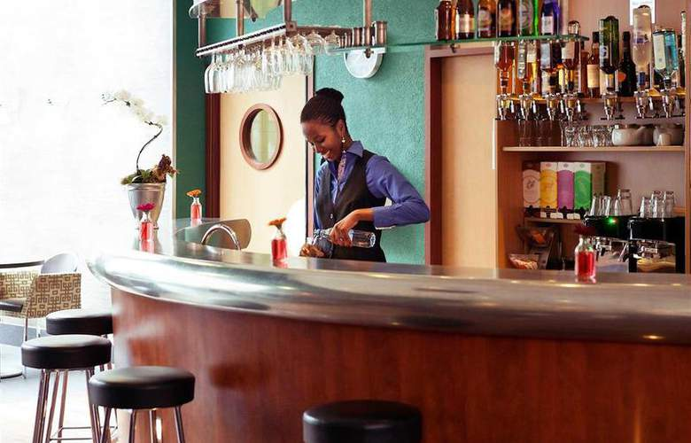Novotel Suites Paris Nord 18ème - Restaurant - 11