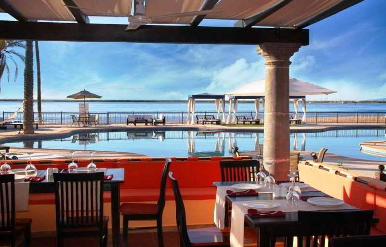 La Posada and Beach Club - Restaurant - 3