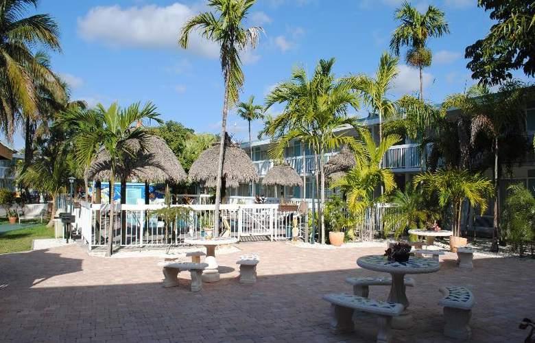 Floridian Hotel - Terrace - 44