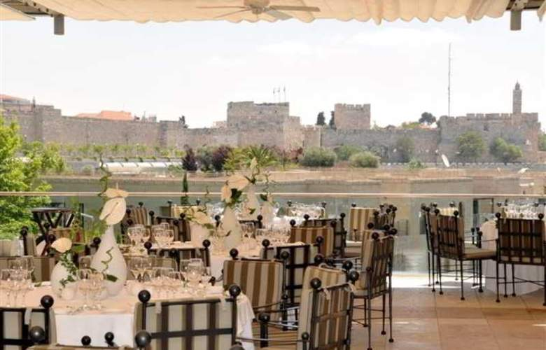 The David Citadel Hotel - Terrace - 75