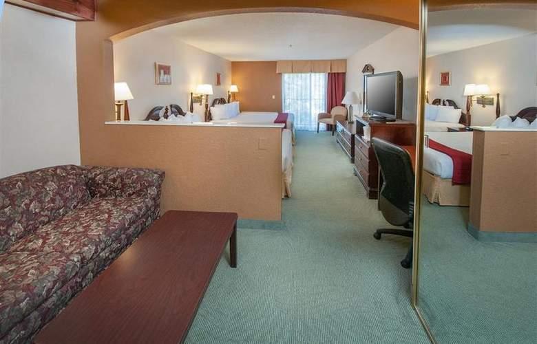 Best Western Alamo Suites - Room - 23