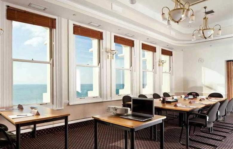 Mercure Brighton Seafront - Hotel - 2