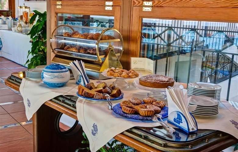 Ravello Art Marmorata - Restaurant - 13