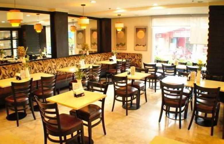 Fersal Hotel Diliman - Restaurant - 4