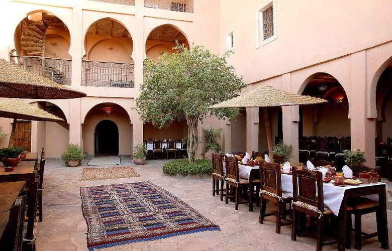 Kasbah Imdoukal - Restaurant - 8