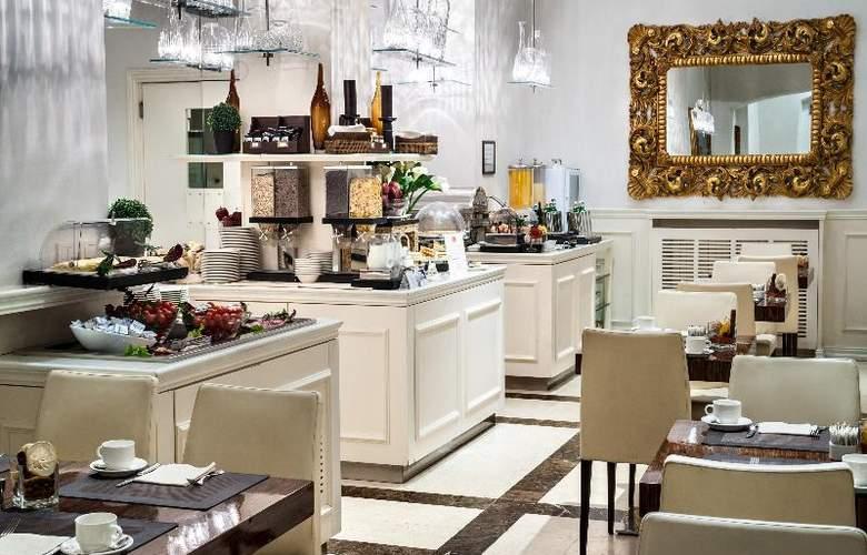 Best Western Premier Hotel Cristoforo Colombo - Restaurant - 27