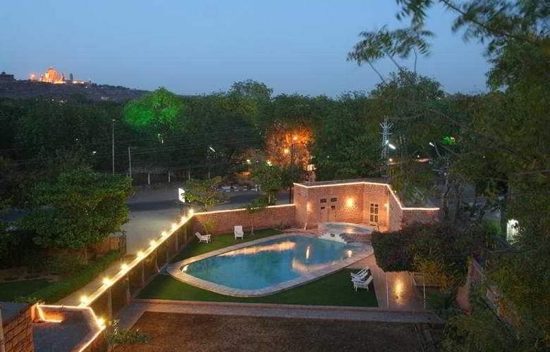 Karni Bhawan Jodhpur - Pool - 8