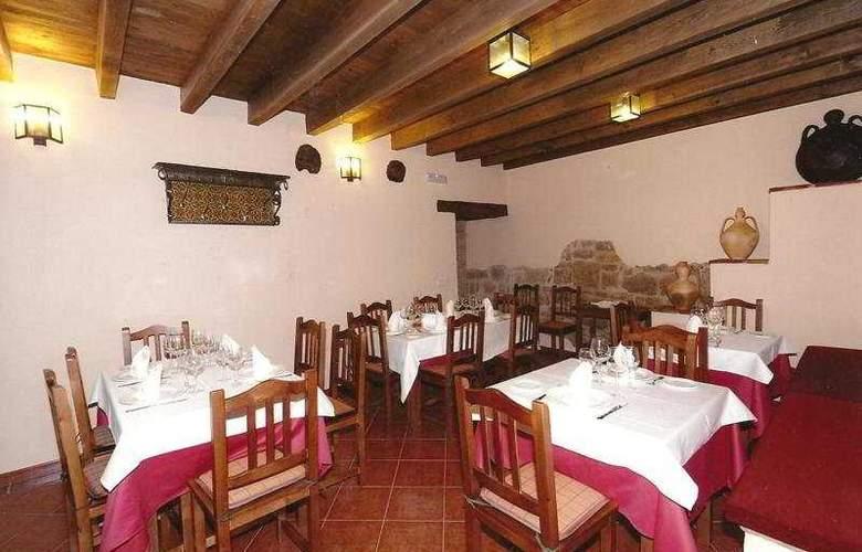 Palacio Rejadorada - Restaurant - 4