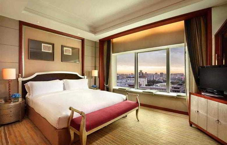 Sofitel On Renmin Square Xian - Hotel - 16
