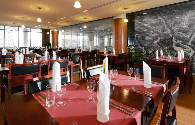 Clarion Congress Prague - Restaurant - 5