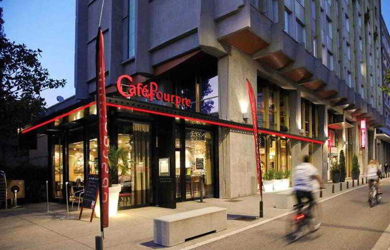 Mercure Grenoble Centre Alpotel - Hotel - 8
