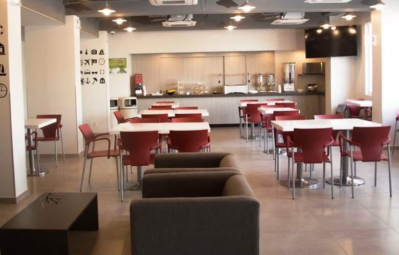 City Express Junior Ciudad del Carmen Isla de Tris - Restaurant - 3