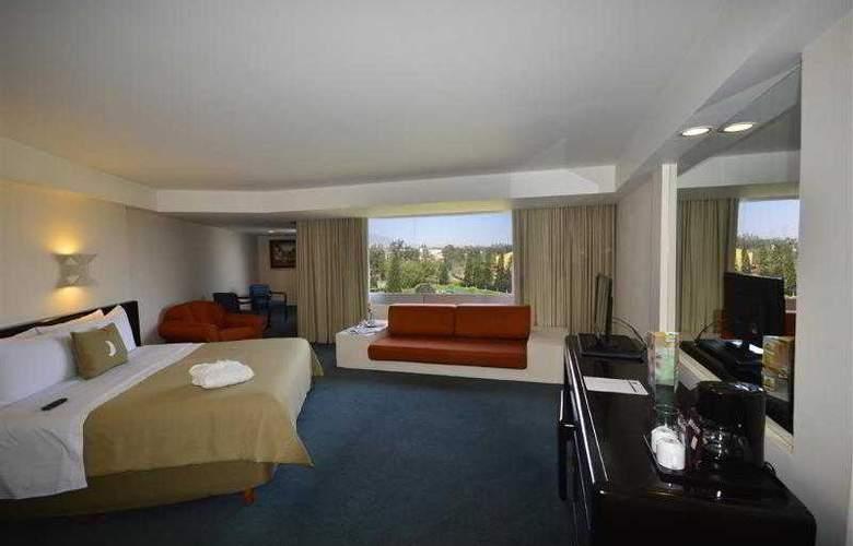 Best Western Plus Gran Morelia - Hotel - 102