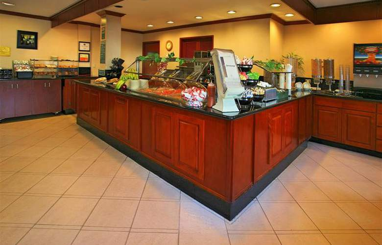 Best Western Plus Orange County Airport North - Restaurant - 80