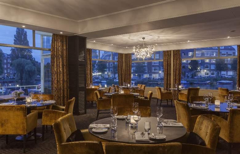 Wyndham Apollo Hotel Amsterdam - Restaurant - 6