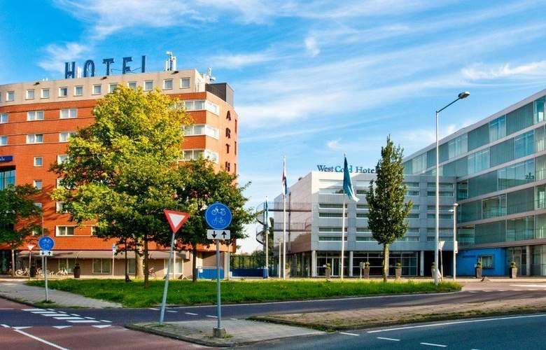 WestCord Art Hotel Amsterdam 3* - Hotel - 0